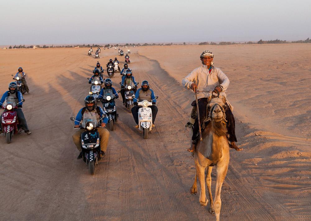 Cross Egypt challenge adventure rally