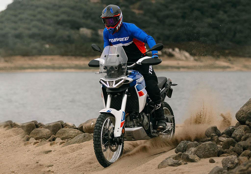 Aprilia-Tuareg-660-adventure-motorcycle-in-action