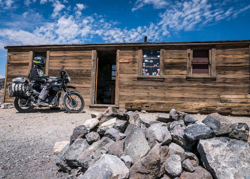 Buckhorn Boxcar Cabin