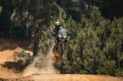 Ricky Carmichael Takes Triumph's New Tiger 1200 To The MX Track