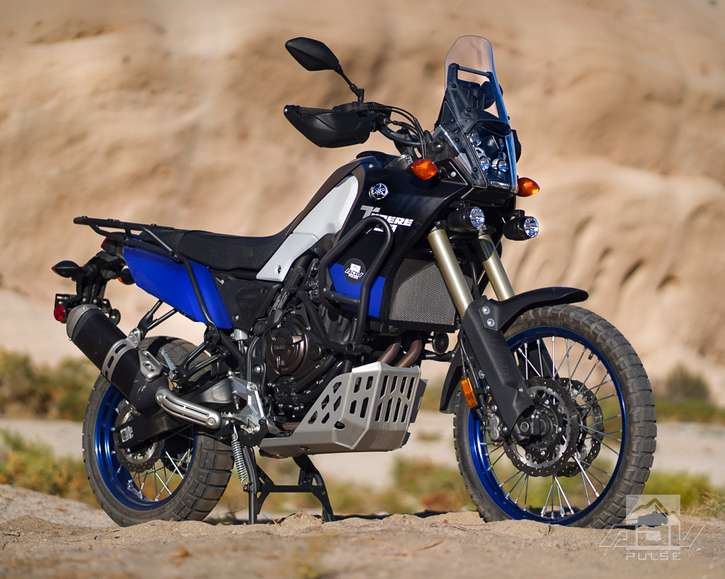 Yamaha Tenere 700 OEM Accessories