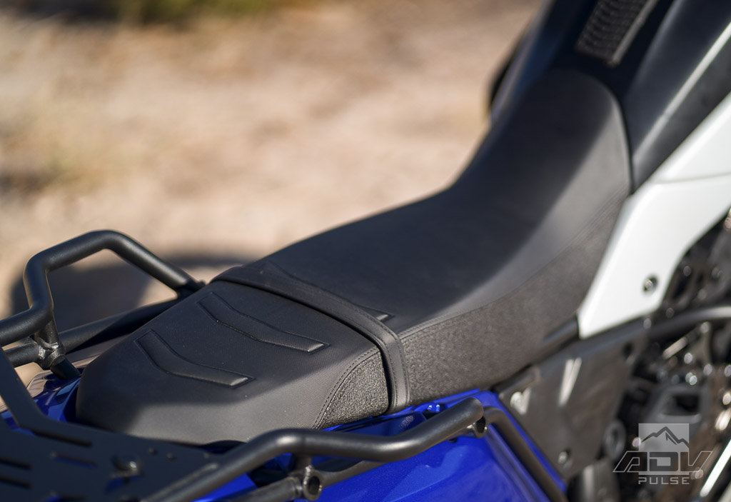 Tenere 700 Factory Rally Seat