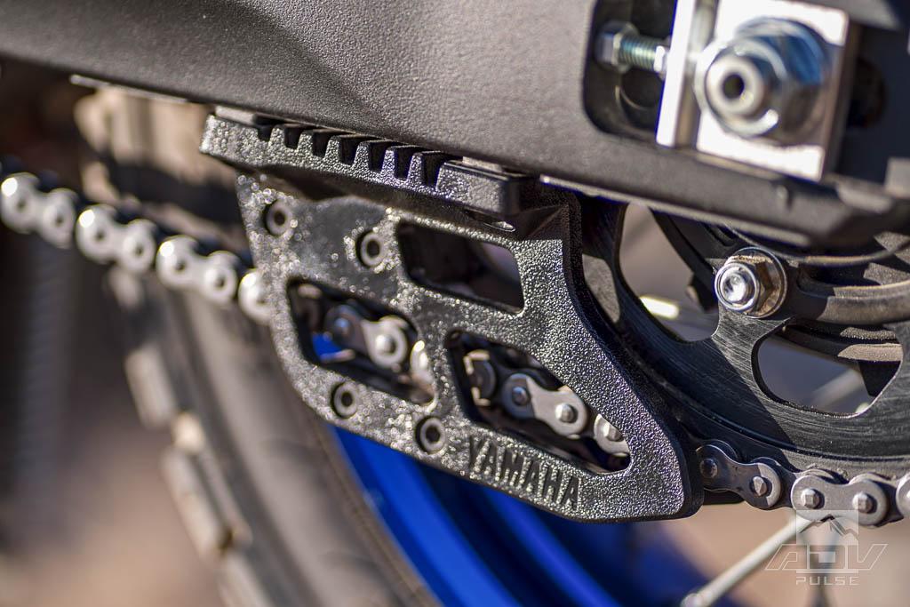 Yamaha Tenere 700 Factory Chain Guide