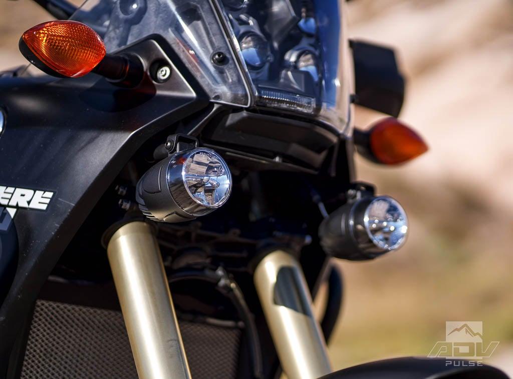 Yamaha Tenere 700 Factory Auxiliary Lights