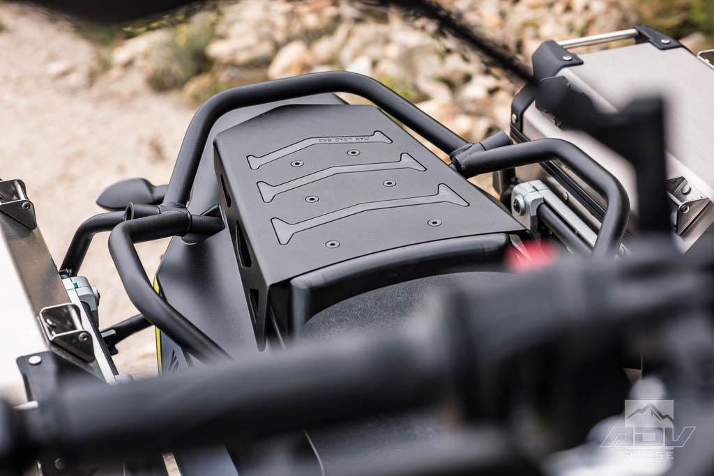 Yamaha Tenere 700 Mono Rack