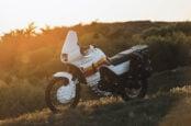 Reviving an Icon: 1987 Honda Transalp Gets Restomod By Viba