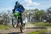 Watch: 2021 Kawasaki KLX300 Dual Sport Tested