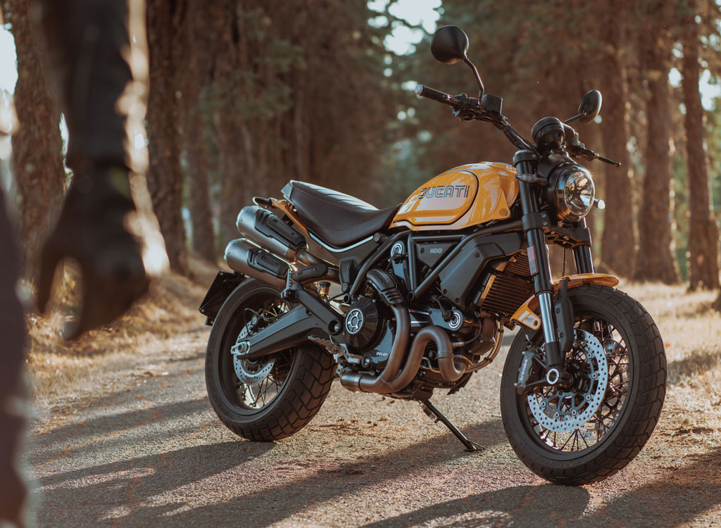 Ducati Scrambler 1100 Tribute Pro