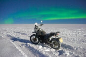Royal Enfield Riders Attempting To Reach South Pole On Himalayans
